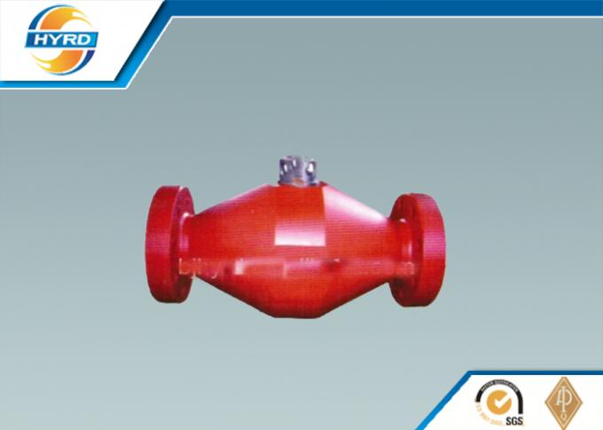 Oilfield Drilling Solid Control Equipment Manual Industrial Flanged Gate Valve