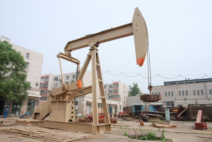 Pumping Unit Stainless Steel High Volume Hydraulic Oil Oilfield Cementing Equipment