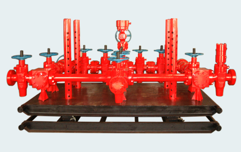 Effectively Choke Manifold Well Control Equipment Oilfield Using