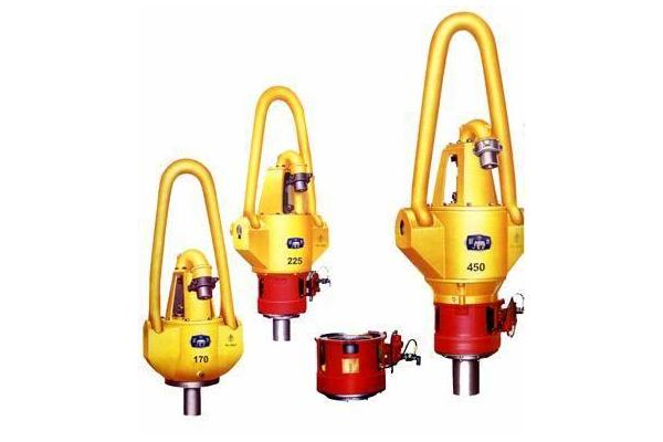 Oilfield Drilling Tools Solid Control Equipment Sl585 Swivel With Spinner