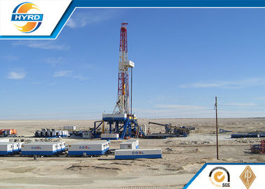 China Electrical Onshore Oil Drilling Rig Equipment On Land High Efficiency API Standard supplier
