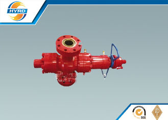 China Oilfield Drilling Solid Control Equipment Manual Industrial Flanged Gate Valve supplier