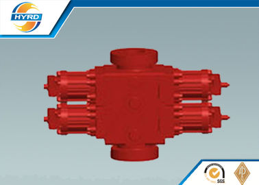 China Hydraulic Pressure Well Control Drilling Device , U Type Ram BOP supplier