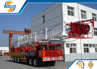 China Oilfield Drilling Rig Machine Oil Drilling Rig And Workover Rig And Spare Parts For Oilfield supplier