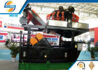 Professional Solid Control Equipment Oilfield Drilling Mud Cleaner , API