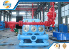 Oil Well Drilling Equipment Casting Triplex Drilling Mud Pumps API Standard