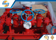 Good Quality Oil Drilling Rig & Onshore Drilling Well Control Equipment Hydraulic Drilling Choke Manifold on sale