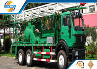 Good Quality Oil Drilling Rig & Oilfield Vehicles Oil Recovery Truck With Mobile  Pumping Unit / Oil Bailing Rig on sale