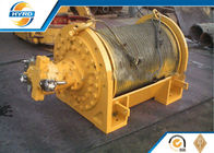 China Main winches of drilling rig Travelling Block And Hook for oil field factory