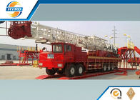 XJ350 series workover rig / oilfield drilling equipment Rotary type