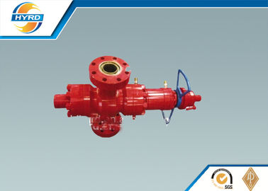China Oilfield Drilling Solid Control Equipment Manual Industrial Flanged Gate Valve factory