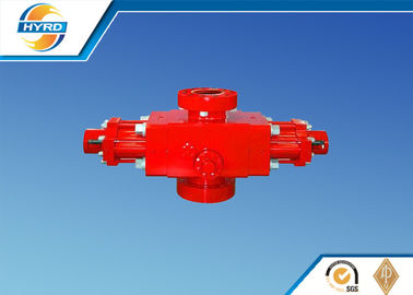 China Single Ram BOP , Cameron Type 13 5/8'' 10000psi , Oilfield Drilling Equipment distributor