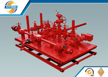China Effectively Choke Manifold Well Control Equipment Oilfield Using distributor