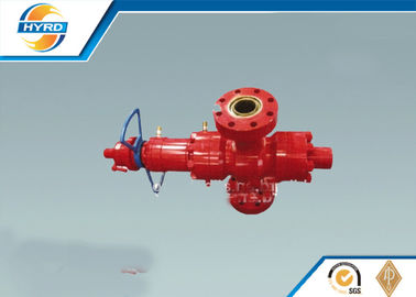 China Manual Industrial Flanged Gate Valve Solid Control Equipment API 6A standard distributor
