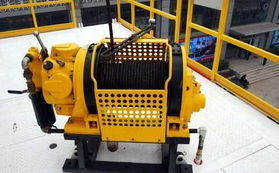 China API Standard Electric Winch Hoist For Onshore & Offshore Oil Drilling Rig Platform distributor