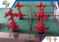 Oil Field Wellhead And Christmas Tree Equipment , Oil Well Christmas Tree Valve
