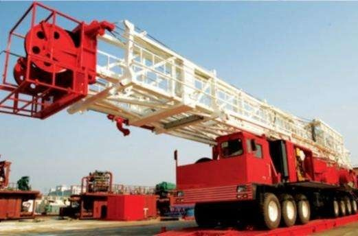 Oilfield Drilling Rig Machine Oil Drilling Rig And Workover Rig And Spare Parts For Oilfield